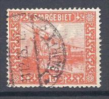 SARRE YVERT N� 87  OBL TTB
