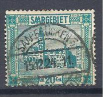 SARRE YVERT N� 89 OBL TTB