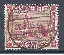 SARRE YVERT N� 91  OBL TTB