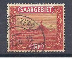 SARRE YVERT N� 92  OBL TTB