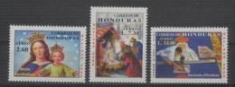 Honduras (2000) Yv. A1037/39  /   Christmas - Noel - Navidad - Natale - Weihnachten - Natale
