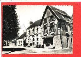 41 SOUESMES Cpsm Hotel De La Croix Verte      6123 Combier - France
