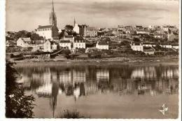 29 PONT CROIX - La Petite Ville Se Mirant Dans Les Eaux Du Goyen - Cpsm - Pont-Croix