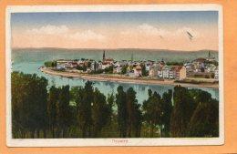 Neuwied Am Rhein Old Postcard - Neuwied