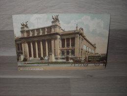 Anvers - Musée De Beaux-Arts - Reclame Cartes Postales Van Os-De Wolf Op Voorzijde ! - Antwerpen