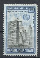 Haiti,1960, MiNr.647,Gest.  Zustand: I-II - Haiti