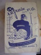 """""""LE REFRAIN DES P.G."""" - Chanson Composée Au Stalag 325 - RAWA-RUSKA  (auteur Inconnu-recueilli Par F.TOURNON)) - Documents"""
