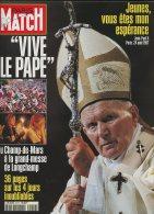Paris Match 2519 Michel Drucker Diana Dodi Jean Paul 2 Sarah Andrew Balladur Travolta - People