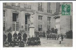 BAYEUX/14/Institution Jeanne D´Arc (cour D´honneur)/Réf:6286 - Bayeux