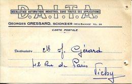 SCIONZIER D.A.I.T.A.Georges GRESSARD - Scionzier