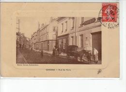 GONESSE - Rue De Paris - Très Bon état - Gonesse