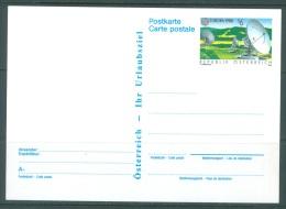 AUSTRIA - GANZSACHEN 13.5.1988 - EUROPA Mi P491 - Lot 8296 - Entiers Postaux