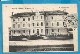 Saône Et Loire- Macon -Hospice De La Meternité. - Macon
