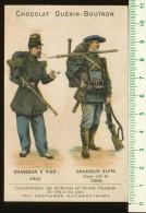 Chasseur à Pied 1840 - Chasseur Alpin 1888 - Voir - Guerin Boutron