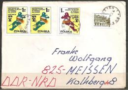 POLEN - HEIMATBELEG - Briefe U. Dokumente