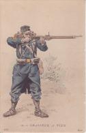 France, Chasseur A Pied (ca. 1900) - Uniformes