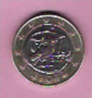 GRECE 1 EURO 2002 Sans Lettre - Griechenland