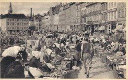 The Fish Market  At Gl. Strand.         Copenhagen  Denmark.  # 01037 - Marchés