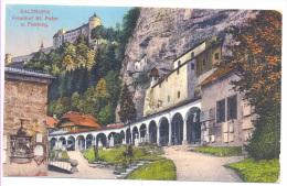 SALZBURG  Jahr 1914 Friedhof St.Peter Cpl. - Salzburg Stadt