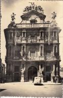 PAMPLONA - Fachada Del Ayuntamiento - Non Classés