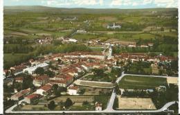 Tarn  :  DOURGNE :vue  Aérienne - Dourgne