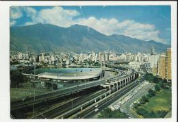 ESTADIO STADIO DE BEISBOL CIUDAD UNIVERSITARIA BASEBALL STADIUM CARACAS VENEZUELA STAMP FRANCOBOLLO - Venezuela