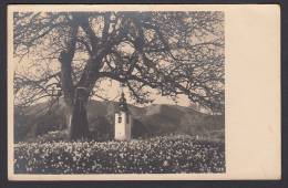 SLOVENIA - Sveti Križ Near Jesenice - Planina Golica, Kahlkogel, Church, Year 1937 - Slowenien