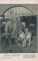"""ENFANTS - TABLEAUX - SALON DE PARIS 1912 - """"Le Hanneton Mécanique"""" - Par A. SCHLOMKA (petit Garçon Et Chiens Avec Jouet) - Portraits"""