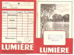 Porte-Négatifs - LUMIERE - Photographe à STRASBOURG - Matériel & Accessoires