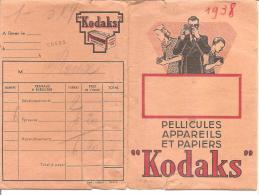 Porte-Négatifs - KODAKS - Material Y Accesorios
