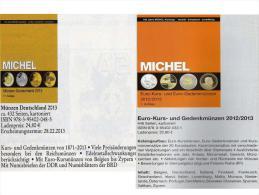 EURO-Münzen Plus Deutschland MICHEL 2012/2013 Neu 48€ Aller 20 €-Staaten Für EUROPA-Numismatik Coin Catalogue Of Germany - Vatican