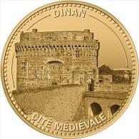 22-dinan-cite-medievale-l E-donjon-de-la-duchesse-a Nne-2013 - Monnaie De Paris