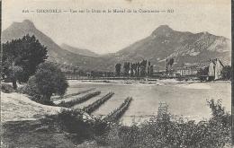 GRENOBLE  - 38 -  Vue Sur Le Drac Et Massif De La Chartreuse - Meilleur Prix - 300713 - Grenoble