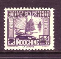 Kouang-Tcheou  103   * - Unused Stamps