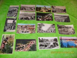 Lot,lots,15 Cartes,ALPES MARITIMES,NICE,IL Y A + 50 ANS,CARTES TRES BELLES,VUES  ANCIENNES - Cartes Postales