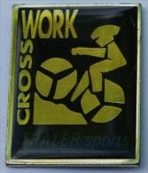 CROSS WORK VTT  - VELO - CYCLISME -       (VELO) - Wielrennen