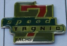 SPEED TRONIC SEVEN 7 SACHS  - VELO - CYCLISME -       (VELO) - Wielrennen
