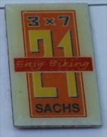 3x7 21 SACHS EASY BIKING   - VELO - CYCLISME -       (VELO) - Wielrennen