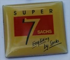 SUPER 7 SACHS EASY BIKING BY SACHS   - VELO - CYCLISME -       (VELO) - Wielrennen