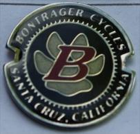 BONTRAGER CYCLE - SANTA CRUZ CALIFORNIA USA   - VELO - CYCLISME -       (VELO) - Wielrennen