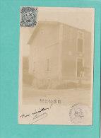 CPA  Photo  52  - MEUSE - Le Bureau De Poste - 1906 - Autres Communes