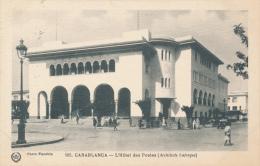 CASABLANCA - L'Hotel Des Postes -  Photo Flandrin - Casablanca