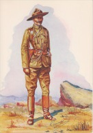 Canada, 1901, Strathcona's Horse (Royal Canadians), Officer In Service Dress, S.A., Ill. Marrion - Uniforms