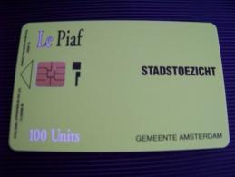 Carte De Stationnement  Piaf  Amsterdam  Neuve  Qualité  Luxe - Frankrijk