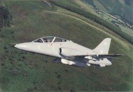 Aircraft Postcard RAF Strike Command Hawk Trainer Low Level Sortie - 1946-....: Moderne