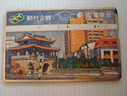 Taiwan Phonecard: 50th Anniversary  Of Shin-Dru Bank, 803M - Taiwan (Formosa)