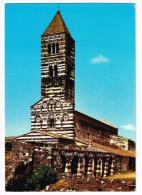 C2902 Codrongianus (Sassari) - Basilica Di Saccargia / Non Viaggiata - Italia