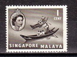 SINGAPOUR - Timbre N°28 Neuf - Territoire Britannique De L'Océan Indien