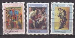 PGL BL0388 - AUSTRALIE AUSTRALIA Yv N°718/20 - Used Stamps