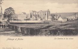 Abbaye D'Aulne - La Sambre Et Les Ruines, 1902, Nels Série10, N° 45 - Thuin
